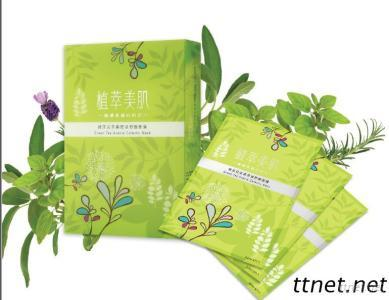 NPB -Green Tea Acacia Catechu Facial Mask