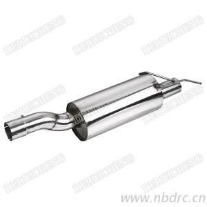 Stainless Steel Cat Back Exhaust System for 99-05 VW Golf/Jetta A4 Type 1j EC-030