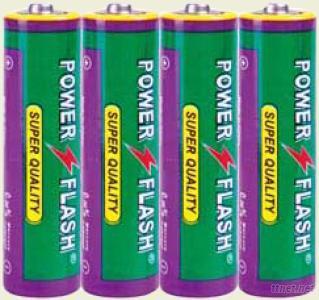 R6C UM-3 AA SIZE Carbon Zinc Battery, Dry Battery