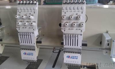 615 Flat Embroidery Machine With Cut