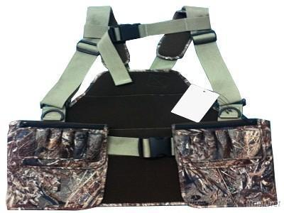 Camouflage Cartridge Vest