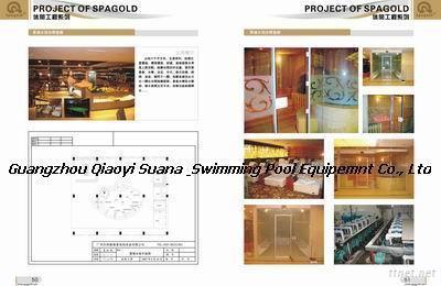 Sauna And Spa Project