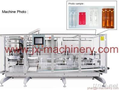 Plastic Bottle Forming And Filling And Sealing Packing Machine