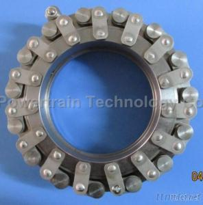 TD08(TF08L) Mitsubishi Turbocharger Variable Nozzle Ring, Mitsubishi Turbocharger Part