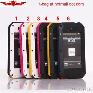 Zinc Alloy Waterproof Cases For Mobile Phone