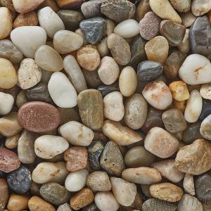 Mixed Color Gravel Pebble Stone for Constuction