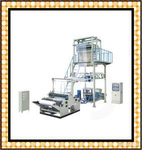 CE Standard SJ-B Rotary Die Film Blowing Machine