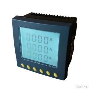 WD-P76 Multi Function LED Display Digit Ammeter