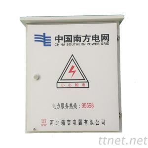 Low-Voltage Metering Box XDD (Metal)