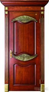 Kinglog Intrior Solid Wood Door With Fashion Design