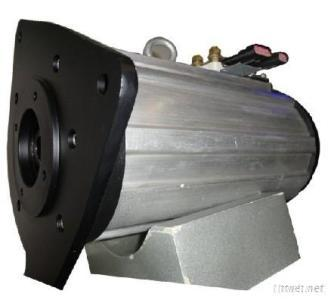 Induction Motors In Electric Vehicle 0.7KW To 27KW