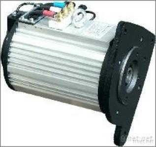 Hydraulic Motor, In Electric Vehicle 0.7KW To 27KW