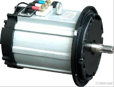 Induction Electric Motors 7.5KW Electric Vehicle Traction