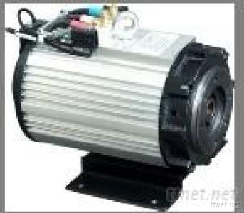 Electric ATV Motor 17KW Traction Use