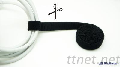 Self-Gripping Cable Ties / Reusable Cable Ties / Cord Management / Hook and Loop Tapes