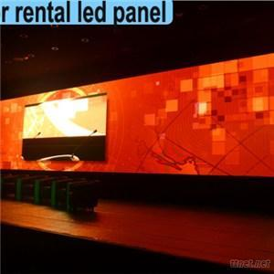 TV Show Background Rental LED Video Wall Screen P6