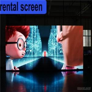 Super Thin Indoor Rental P5 SMD Full Color LED Video Rental Display