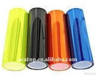 Headlamp Protection Film