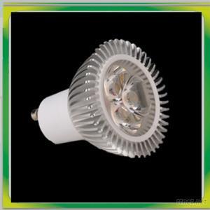 Decorative Lamps, 3W LED Gu10 Spotlight Dimmable MR16 Spot Bulb