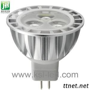 MR16 LED Bulb with Luminous Flux of 200 to 250lm