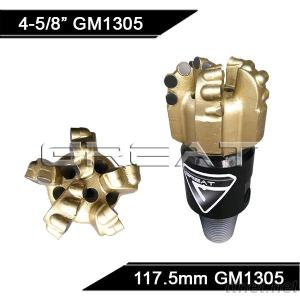 High Resistant PDC Cutters And Drilling Bits