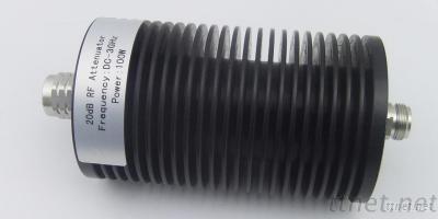 RF Attenuator, 100W, 20DB. IBS, BTS, DAS