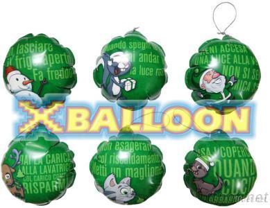 Self Inflatable Balloon