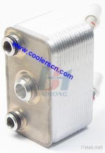 Lander Rover Oil Cooler