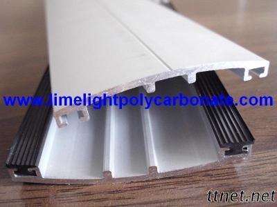 Aluminium Glazing Bar