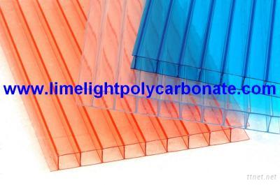 Polycarbonate Sheet, PC Sheet, PC Hollow Sheet
