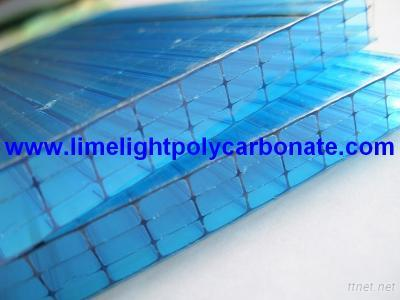 PC Sheet, Polycarbonate Sheet, Multiwall Polycarbonate Sheet