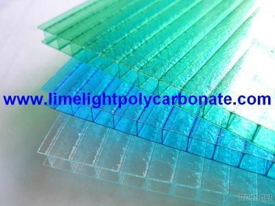 PC Sheet, Polycarbonate Sheet, Polycarbonate Hollow Sheet