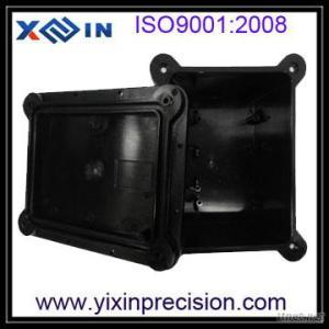 Customized Precision Black PC+UV Injection Moulds Parts