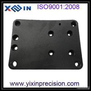 Customized Precision Black Anodizing Aluminum Milling Sandblasting Part