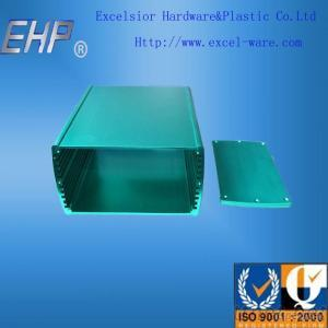 Aluminum Extrusion Enclosure For PCB Converter And Transmission Systerm