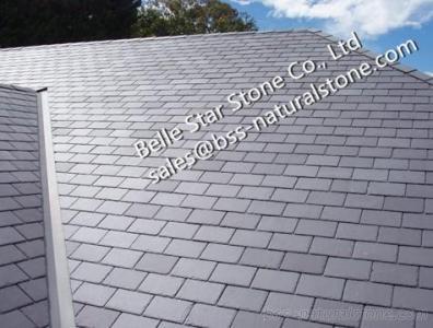 Gray Slate Roof Tiles, Grey Roofing Slate, Grey Slate Roofing Tiles