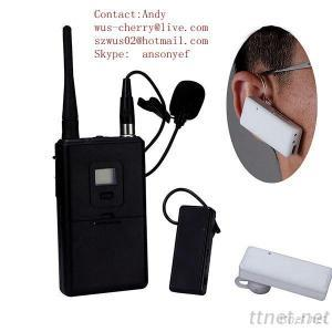 Bluetooth Size Mini Audio Tour Guide System