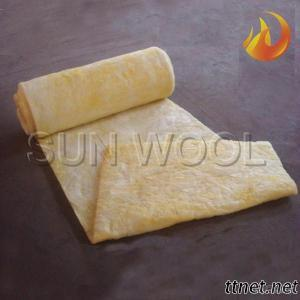 Excellent Fireproof Glass Wool Blanket For Building Insulation