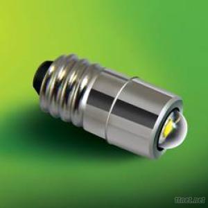 1 Watt LED Flashlight Bulbs