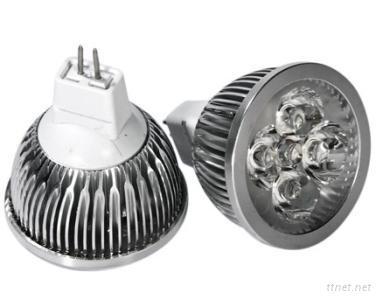 4 Watt MR16 LED Lamp