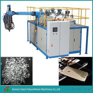 TPU full-automatic thermoplastic elastomer casting machine