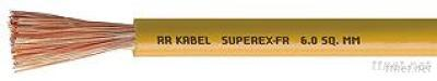 R R KABEL Superex - FR Flame Retardant Cable