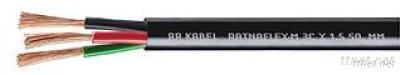 R R KABEL Ratnaflex Multi Core Flexible Cable