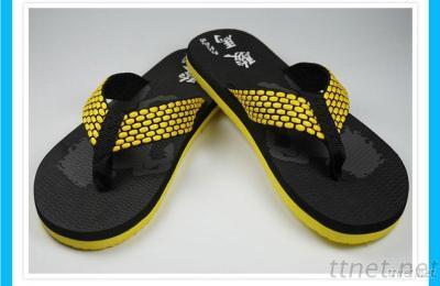 Men Shoes Flip Flops Flats Slippers Beach Shoes