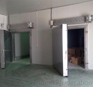 Cold Storage Room Automatic Sliding Doors