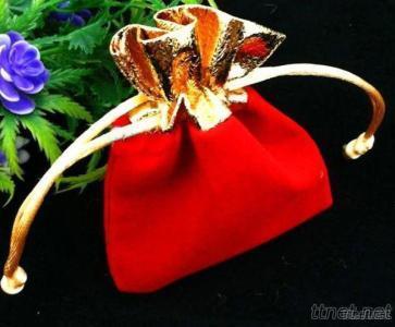 Jewelry Drawstring Bag (F43)