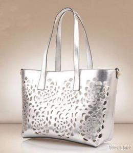 Leather Hobo Ladies Bag, Woman Shoulder bag, Woman Bag (L769)