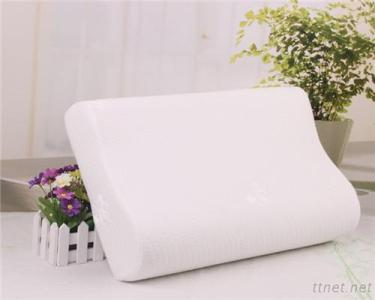 Wave Contour Sleep Innovations Pillow Stuffed Memory Foam With Luxury Pillow Cases