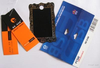Garment Fashion Paper Tag