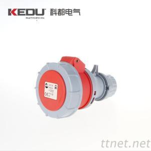 KEDU Industrial Plug, Industrial Socket, Plug